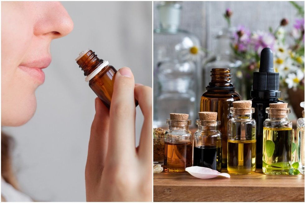 Eteriniai aliejai (nuotr. Shutterstock.com)