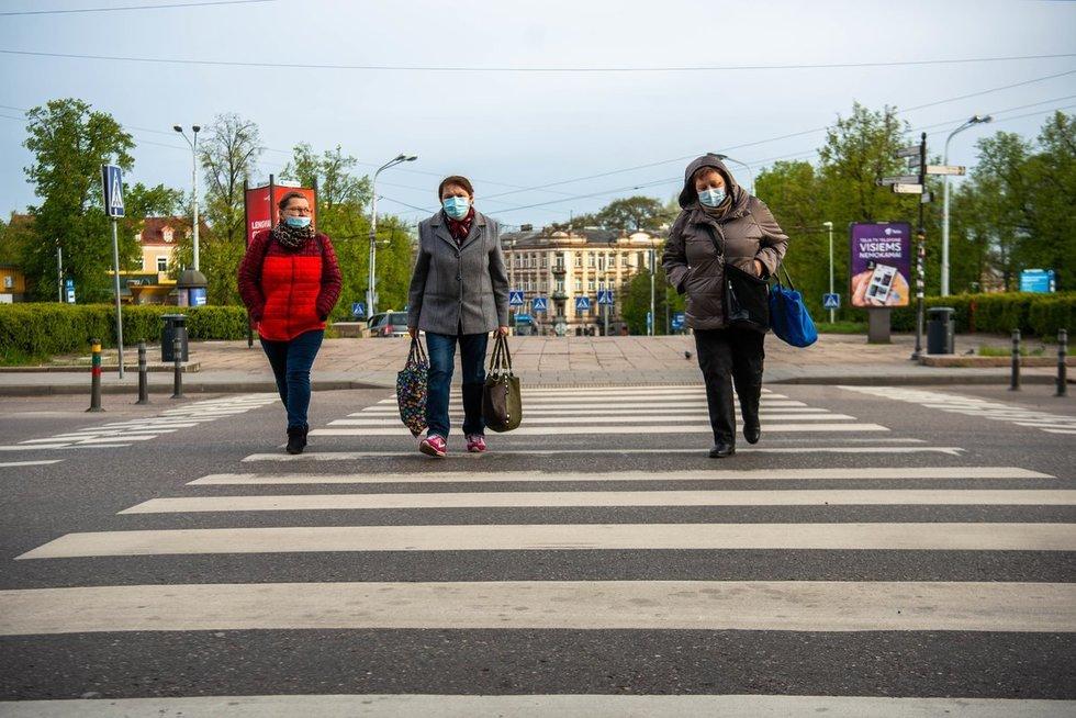 Vilniuje (nuotr. Fotodiena)