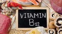 Vitaminas B12 (nuotr. 123rf.com)