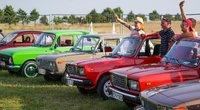 """""""Aurum 1006 km"""" lenktynėse – senovinių automobilių varžytuvės (Fotodiena/ Viltė Domkutė)"""