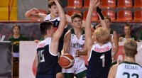 Šešiolikmečių vaikinų rinktinė FIBA Challenger turnyrą pradėjo nesėkme prieš rusus. (nuotr. FIBA Europe)