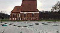 Zapyškio bažnyčia (Facebook nuotr.)