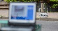 Aplinkos ministerija pristatė automobilių taršos matuoklį (nuotr. Fotodiena/Justino Auškelio)