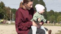 Svarsto pataisas dėl mamadienių ir tėvadienių: tėvai prašo juos suteikti ir tiems, kurie turi tik vieną vaiką (nuotr. stop kadras)