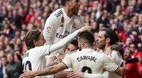 "Madrido derbyje – ""Real"" pergalė prieš ""Atletico"" (nuotr. SCANPIX)"