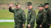 Aleksandras Lukašenka, Zapad 2017 (nuotr. SCANPIX)