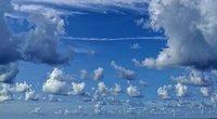 Palangoje užfiksuotas vaizdas stebina (nuotr. Orai ir klimatas Lietuvoje)