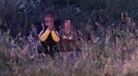 """Sulaikyta dar 110 migrantų, Baltarusijos pusė jų """"nemato"""" valandų valandas"""