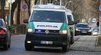 Vilniuje Čiurliono gatvės kieme rastas jaunuolio kūnas (nuotr. Broniaus Jablonsko)