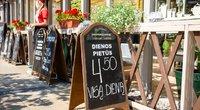 Lauko kavinės (nuotr. Fotodiena/Justino Auškelio)