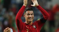 C. Ronaldo. (nuotr. SCANPIX)