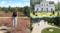 Keliautoja Jovita atskleidė gražiausias Lietuvos vietas (nuotr. Instagram)