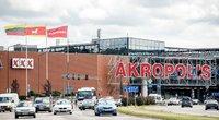 """Kauno """"Akropolis"""" ir kiti prekybos centrai neaptarnaus neturinčių galimybių paso (nuotr. Organizatorių)"""
