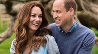 Princas Williamas ir jo žmona  (nuotr. Instagram)
