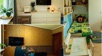 Kaip porai išsitekti miegamajame su vaiku? (nuotr. Organizatorių)