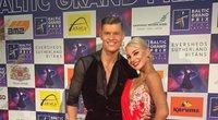 Puikūs Lietuvos šokėjų pasiekimai Latvijos sostinėje (nuotr. LSŠF). (nuotr. Organizatorių)