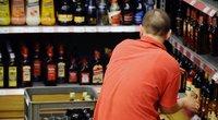 Akcizai alkoholiui toliau didės