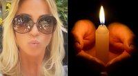 Garsios dainininkės mirtis sukrėtė visuomenę: įspėja kitas moteris  (tv3.lt fotomontažas)