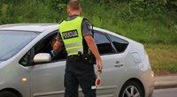 Lietuvos kelių policijos tarnybai Vilniuje įkliuvo rekordiškai daug girtų vairuotojų (nuotr. Broniaus Jablonsko)