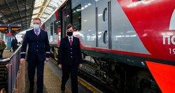 Du Lietuvos muitinės pareigūnai prieš savo valią buvo traukiniu išvežti į Rusiją, bet jau grąžinti: vykdomas tyrimas