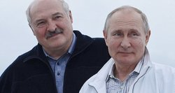 Pateikė dar vieną įrodymą, kad Baltarusija vis giliau smenga Putino glėbyje