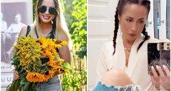 Ingrida Kazlauskaitė pavasarį pasitinka su išvaizdos pokyčiais: šitaip išbraukė nemalonų gyvenimo etapą