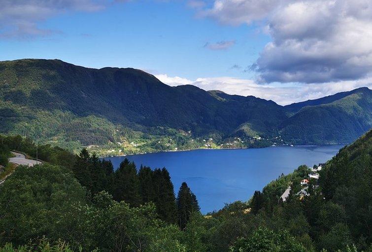 Kalnai Norvegijoje. Asociatyvi nuotrauka (nuotr. asm. archyvo)