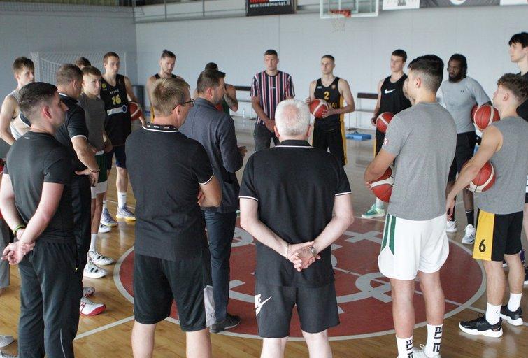 Šiaulių komanda (nuotr. Organizatorių)