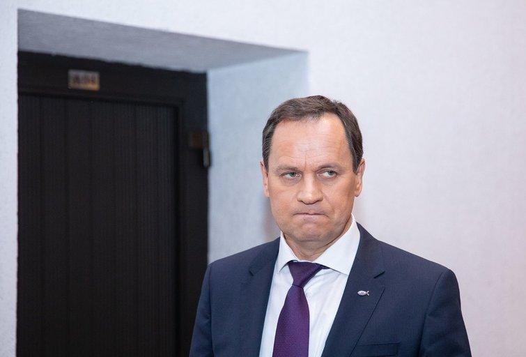 Valdemaras Tomaševskis (Irmantas Gelūnas/Fotobankas)