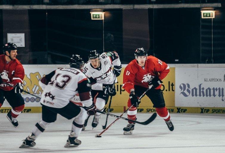 """Vilniaus """"7bet - Hockey Punks"""" sezoną sostinėje pradės Kontinentinės taurės kovomis. latvių organizacijos """"Dzivnieku briviba"""" (""""Laisvė gyvūnams"""") archyvas"""