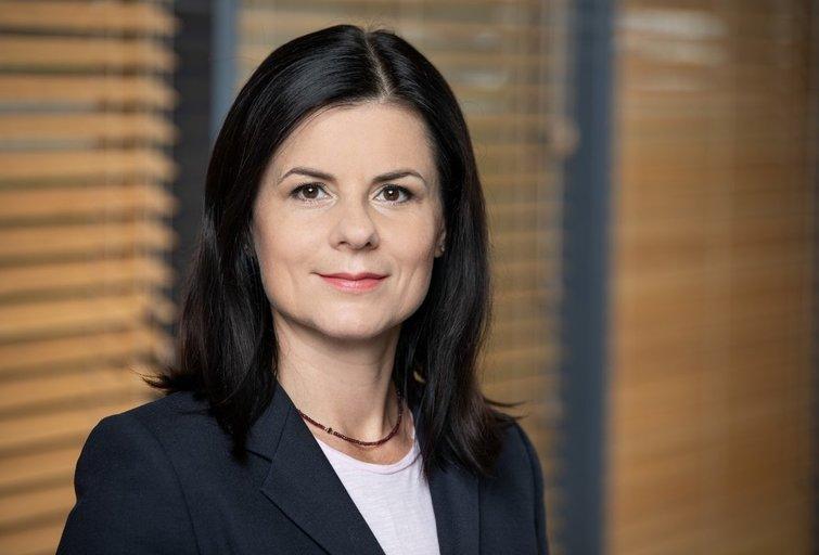 Sonata Gutauskaitė-Bubnelienė, SEB banko valdybos narė ir SEB Baltijos šalių mažmeninės bankininkystės tarnybos vadovė