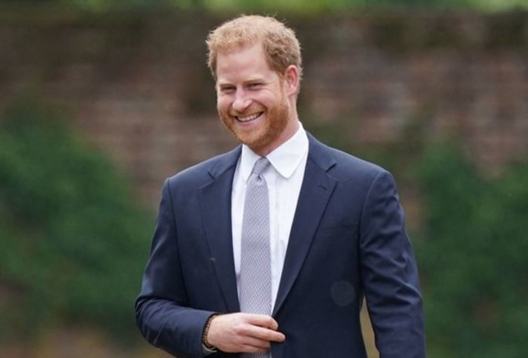 Princas Harry (nuotr. SCANPIX)