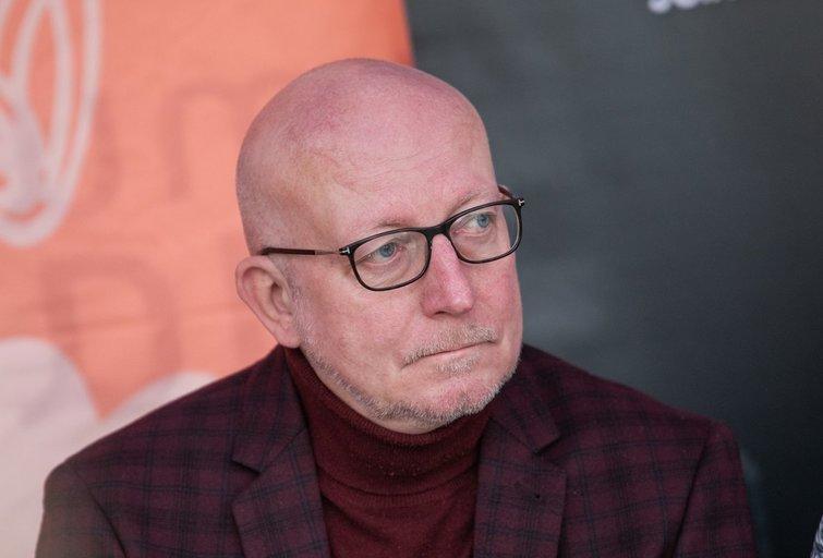 Arūnas Valinskas (Paulius Peleckis/Fotobankas)