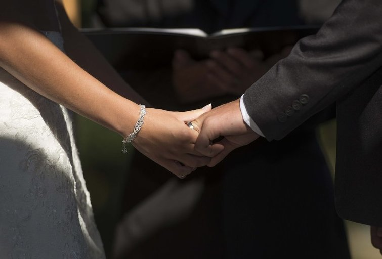 Vestuvės (nuotr. Pixabay.com)