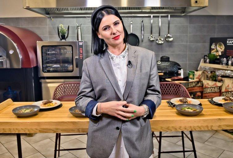 """Akimirkos iš laidos """"Virtuvės istorijos"""" (nuotr. Tomas Foto)"""