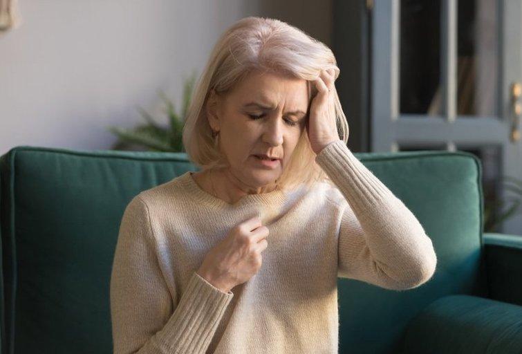 Menopauzės simptomai (nuotr. Shutterstock.com)