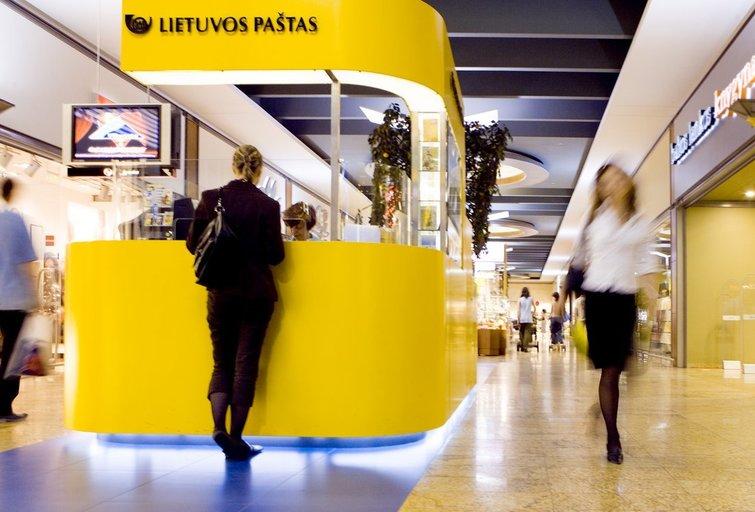 Lietuvos paštas  (nuotr. Fotobankas)