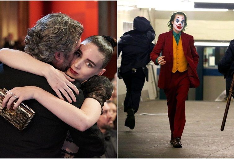 Joaquin Phoenix ir Rooney Mara (nuotr. SCANPIX)