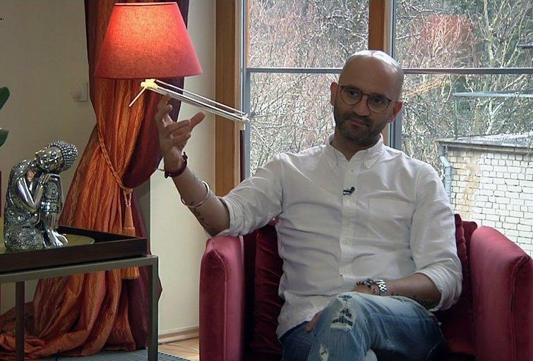 Samas Bhaskaras (nuotr. Organizatorių)