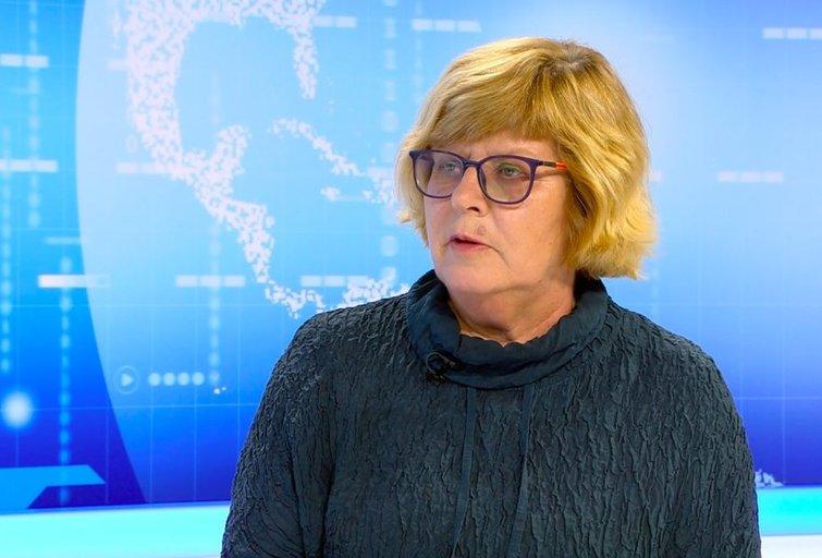 Rasa Ališauskienė (nuotr. stop kadras)