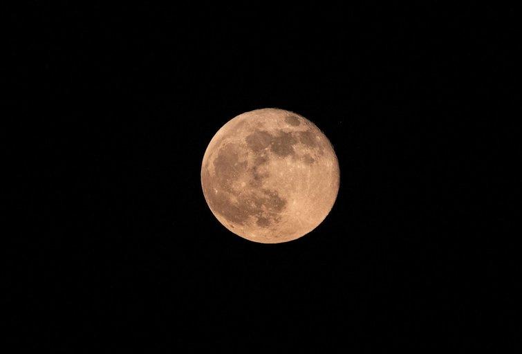 Mėnulio pilnatis (nuotr. SCANPIX)