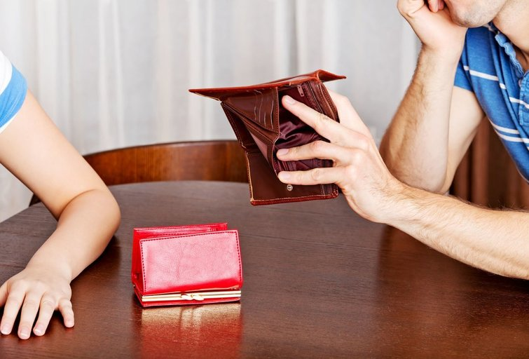 Šeimos finansai (nuotr. 123rf.com)