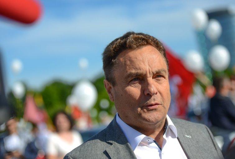 Petras Gražulis (nuotr. Fotodiena/Justino Auškelio)
