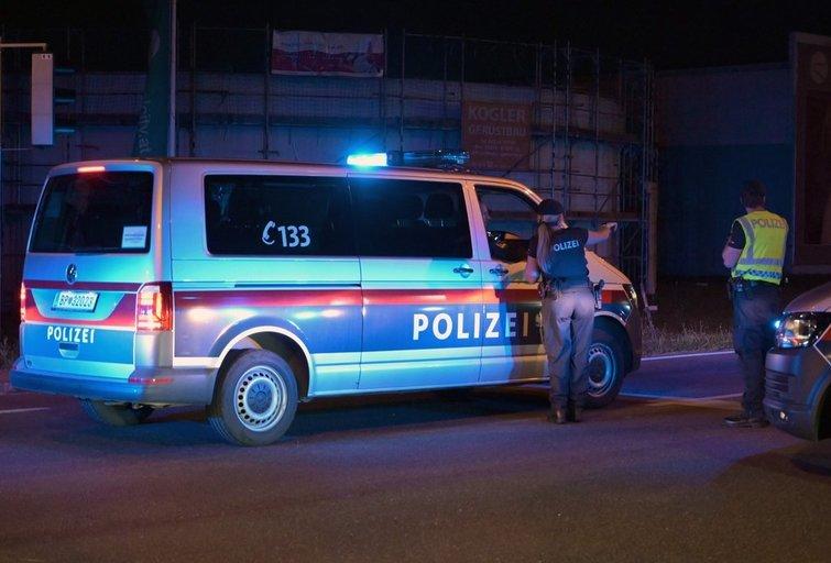 Austrijoje nušautas čečėnų disidentas (nuotr. SCANPIX)