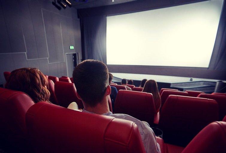 Kino salė (nuotr. Shutterstock.com)