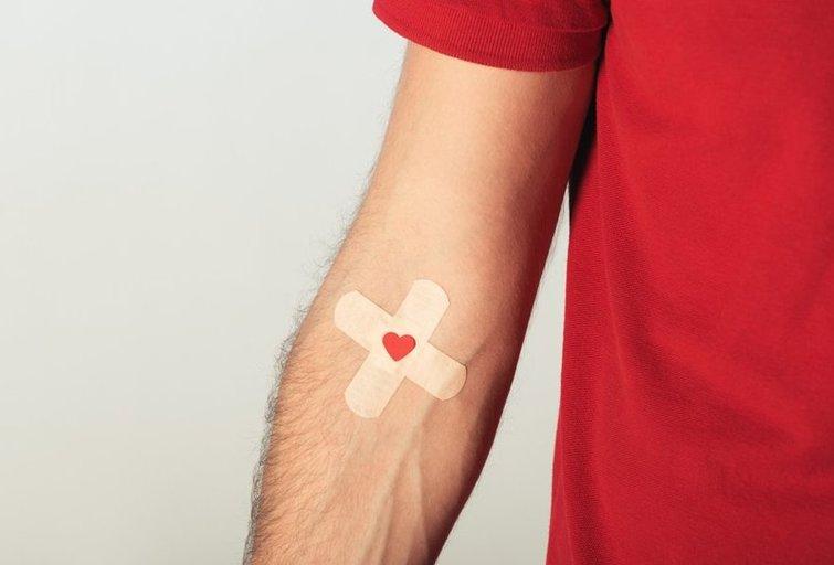 Kraujo donorystė (nuotr. Shutterstock.com)