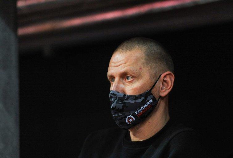 D. Zavackas (Fotodiena/ Viltė Domkutė)