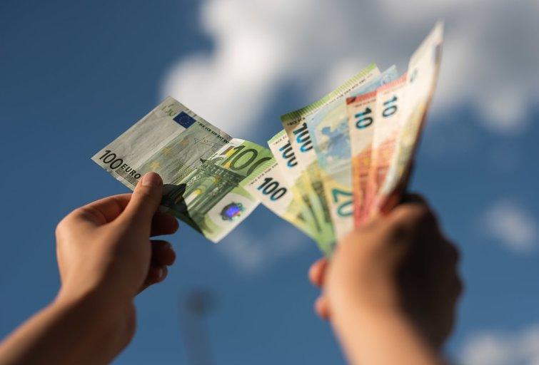 Pensijų indeksavimo tvarką planuojama keisti (nuotr. Fotodiena/Justino Auškelio)