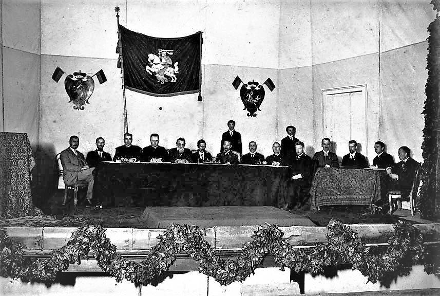 1917 m. Vilniaus konferencija