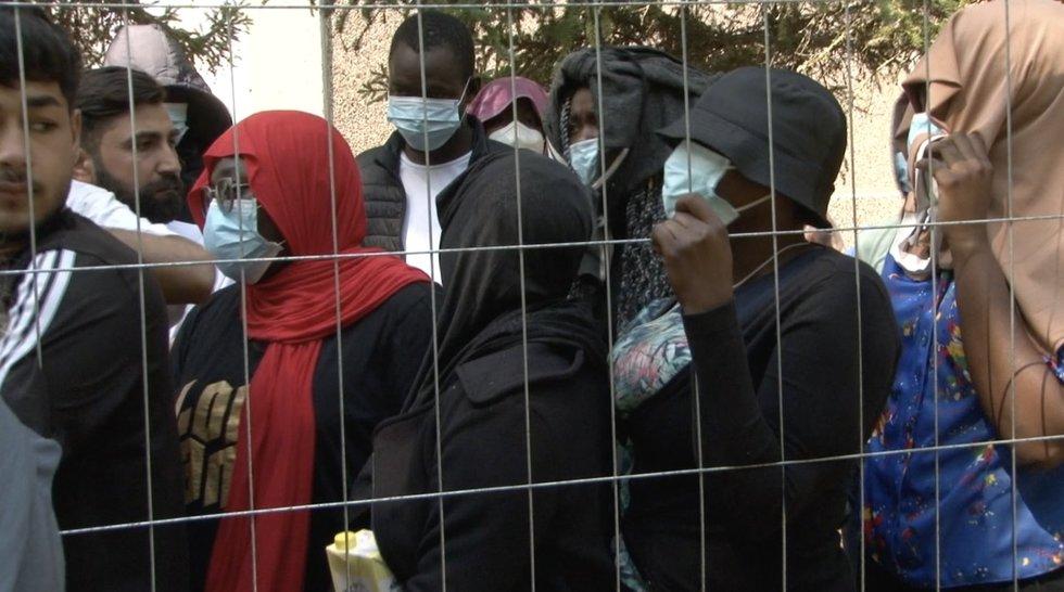 Iš pasienio – niūrios prognozės: iki metų pabaigos žada 5 tūkstančius neteisėtų migrantų